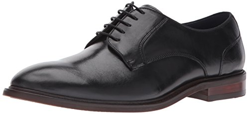 Steve Madden Mens Bozlee Oxford Black Leather aUSjqSvoV
