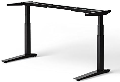 Amazon.com : Jarvis Standing Desk Frame Only - Electric Adjustable ...