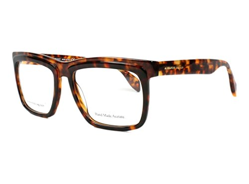 Alexander Mcqueen amq 4250 - 8RF, Designer Eyeglasses Caliber - Alexander Mcqueen Sunglasses Men