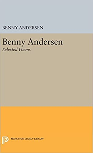 Book Benny Andersen: Selected Poems (Lockert Library of Poetry in Translation)