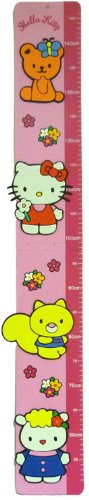 Hello Kitty Wall Height Chart (145 cm)