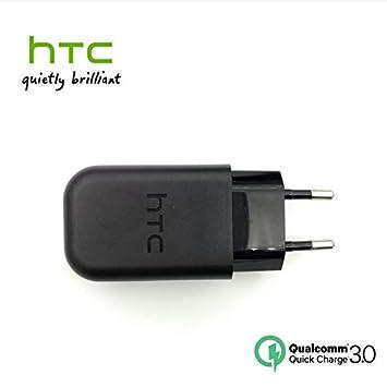 HTC TC P5000 Cargador USB de Red Quick Charger, Carga Rápida ...