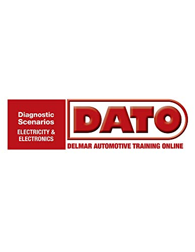 DATO: Diagnostic Scenarios for Electricity/Electronics  - Cengage Learning Hosted Printed Access Card (Automotive Multimedia Solutions)