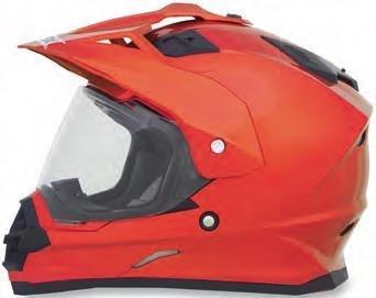 AFX FX-39 Helmet (XX-LARGE) (SAFETY ORANGE)
