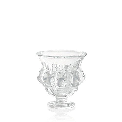 Lalique Crystal Vase Dampierre 12230 (Lalique Crystal Vase)