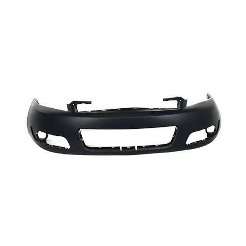 Make Auto Parts Manufacturing - IMPALA 06-13/IMPALA LIMITED 14-15 FRONT BUMPER COVER, Primed, w/ Fog Light Hole - GM1000764 (2006 Impala Bumper Cover compare prices)