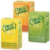True Lemon Kit Lemon,Orange,Lime 32ct each