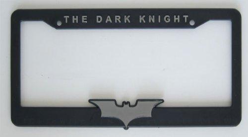 Official Licensed Plastic 3D License Plate Frame - Batman Dark Knight