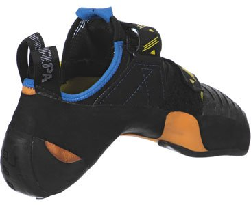 Scarpa Booster S Zapatos de escalada 45,0 black/blue