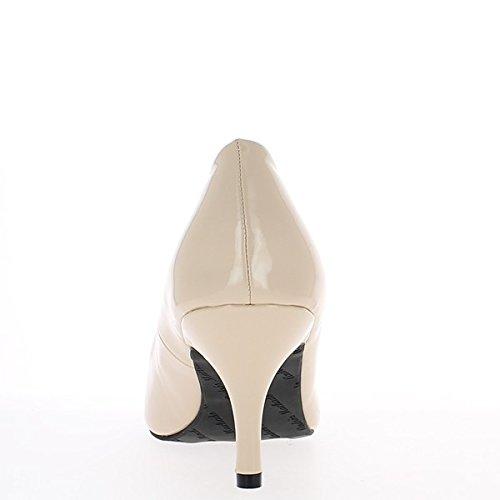 Grande open toe scarpe taglia raso rosso tacco 13cm