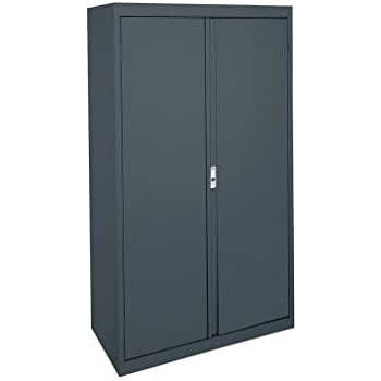 Great Two Door Storage Cabinet Decor