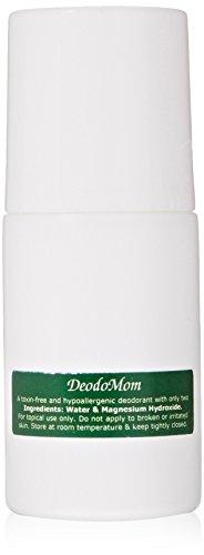 DeodoMom Roll Hypoallergenic Deodorant Aluminum product image