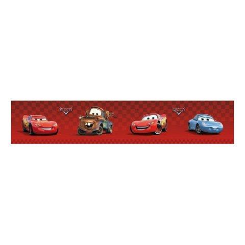 Bordüre selbstklebend Cars 42263 Decofun