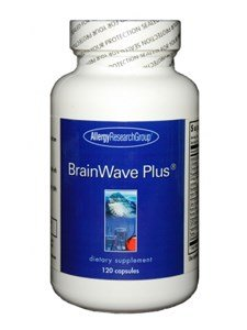 Allergy Research Group - BrainWave Plus 120 vcaps