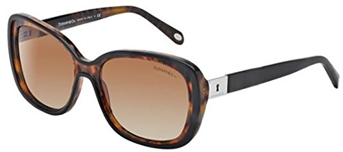 TIFFANY Sunglasses TF 4091B 80503B Black/Havana - Sunglasses Tiffany