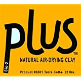 Activa Plus Clay, 22-Pound, Terra Cotta