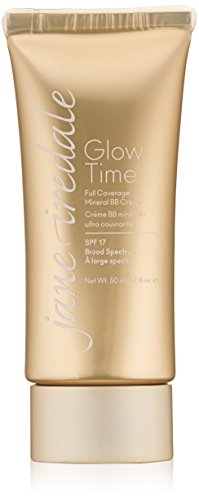 jane iredale Glow Time Full Coverage Mineral BB Cream, BB9, 1.7 fl. ()
