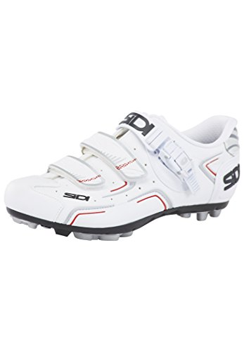 Sidi MTB Buvel Fahrradschuh Men white/white Größe 44 2016 Schuhe