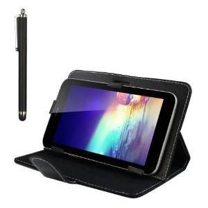 Lollipop Universal Leather Stand Case Folio Cover for - 7 Inch Rca Tablet Hard Case