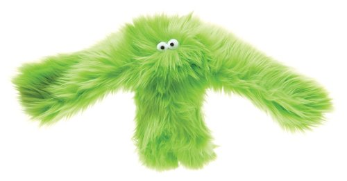 Picture of West Paw Design Salsa Orangutan Squeak Toy for Dogs, Lime
