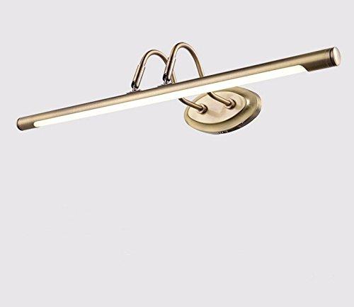 Sjun Spiegel Lampe Led Ultra Dicken Kontinentalen Wand Lampe