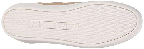 Leather Natural Women's Sneaker West Nine Rukkus Light Fashion tRxqS4Aw
