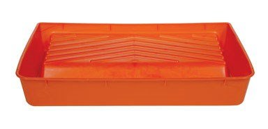 Linzer Products # RM418 Paint Roller Tray, 18-inch, Black. One tray included. by Linzer Products
