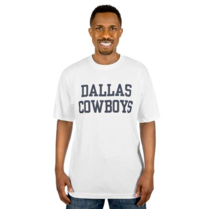 - Dallas Cowboys Coaches T-Shirt (WHITE, 2XL)