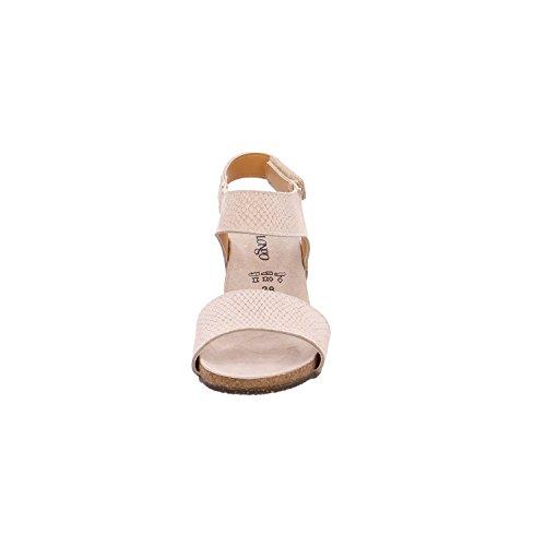 LONGO Sandaletten 2taupe