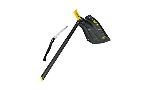 BCA D-2 Dozer Hoe Ext Avalanche Shovel w/ Folding Saw by BCA