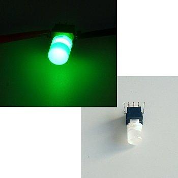 Linkman 照光スイッチ オルタネイト 緑 【PB61303AL6】