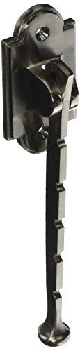 Deltana VH65U15A 7-Inch Projection Valet Hook Brass Accents Brass Hooks