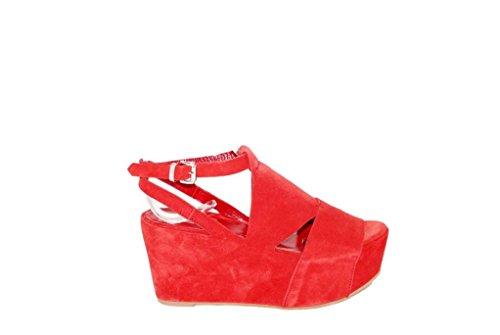Sandali donna in pelle per l'estate scarpe RIPA shoes made in Italy - 63-V116