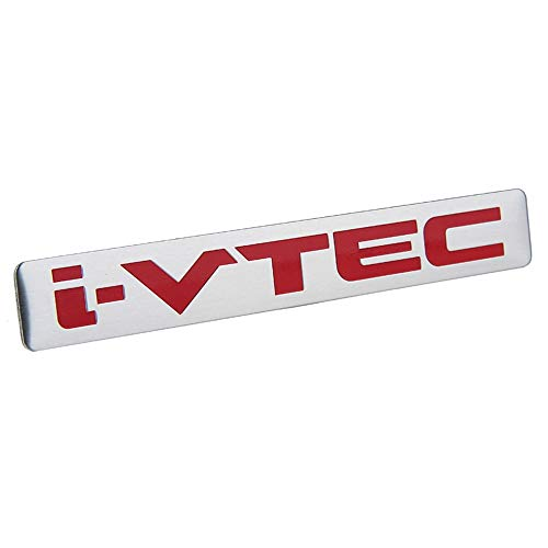 Tamiko - Metal Emblem Decals Sticker Badge Car Styling Logo For i-VTEC Logo For Honda CRV Civic Accord Fit Crosstour Jade Elysion Jazz