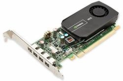 (PNY VCNVS510DVI-PB NVIDIA NVS 510 - Graphics card - NVS 510 - 2 GB DDR3 - PCIe 2.0 x16 low profile - 4 x Mini DisplayPort)