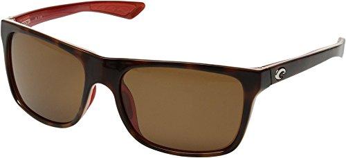 Costa Unisex Remora Shiny Tortoise/Hibiscus/Hibiscus Crystal/Copper 580g One - Evoke Sunglasses