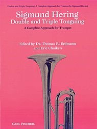 Carl Fischer Trumpet - Carl Fischer Double & Triple Tonguing - A Complete Approach for Trumpet