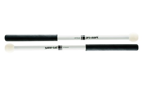 - Promark Aluminum Shaft ATA2 Felt Head Tenor Mallet