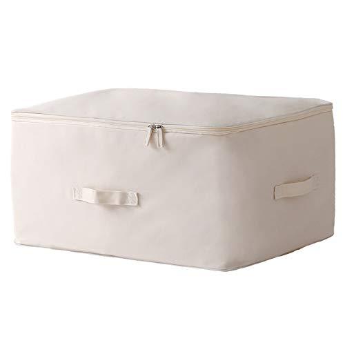 Nosterappou Bolsa de almacenamiento de ropa de temporada, bolsa de almacenamiento de tela de Oxford, ropa de tejido de...
