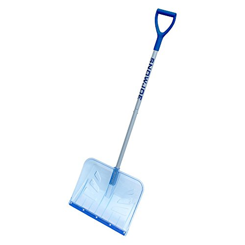 Snow Joe SJEG20-PC 20' Snow Shovel W/Indestructible Shatter Resistant Polycarbonate Blade, D-Grip Handle