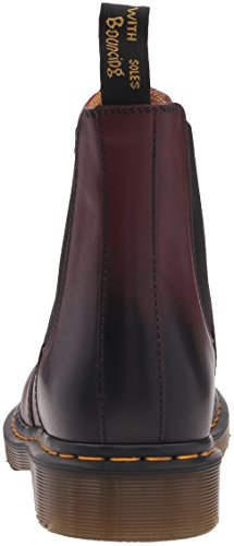 Dr Temperley Men's Martens 2976 Chelsea Antique Boot Red Cherry PIPpqwr