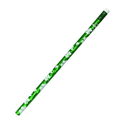 J.R. Moon Pencil JRM7414G Shamrock Glitz Pencil (Pack of 144) ()