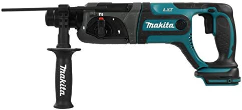 Rotary Hammer Drill Body With Tote Bag Makita DHR242Z 18V Li-ion Brushless SDS