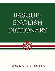 Basque-English Dictionary