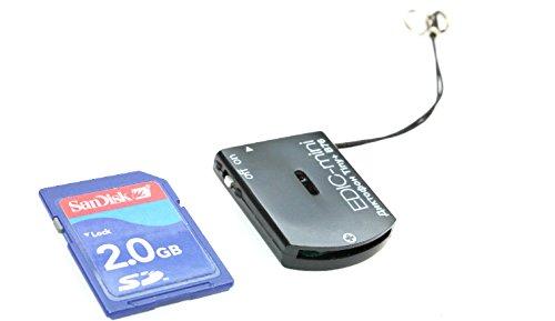 Miniature Digital Voice Recorder Edic-Mini Tiny+ B76 4gb Small Sturdy ()