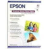 Epson Premium - Glossy photo paper - Super A3/B (329 x 483 mm) - 255 g/m2 - 20 sheet(s)