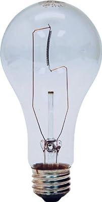 GE Lighting 16068 150-Watt A21 Crystal Clear by GE Lighting