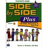 (Side by Side Plus 3: Teacher's Guide w/Multilevel Activity & Achievement Test and)