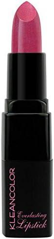 (3 Pack) KLEANCOLOR Everlasting Lipstick - Pink (並行輸入品)