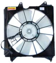 TYC 601190 Honda Accord Replacement Radiator Cooling Fan Assembly